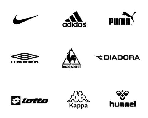 スポーツブランドのロゴ | Grand ...